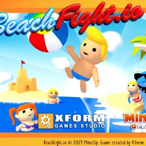 BEACH FIGHT IO