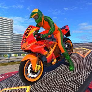 Bike Stunt Driving Simulator 3D