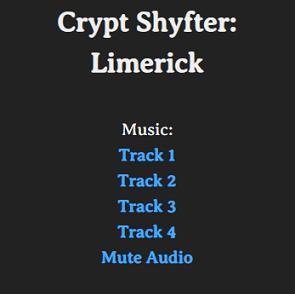Crypt Shyfter: Limerick