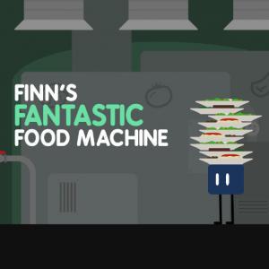 Finn's Fantastic Food Machine