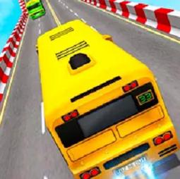 Impossible Bus Stunt 3D