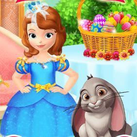 Sofia Easter Day Preparation