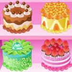 Barbies Birthday Cake