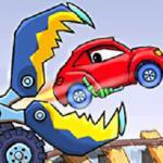 Car Eats Car Evil Cars