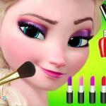 Princess Anna Eye Makeup