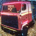 Simulated Truck Driving